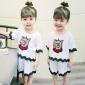女童套装夏装儿童两件套1-3岁洋气网红无袖小童2-4女宝宝衣服夏款