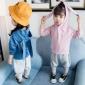 女童春装套装2019新款韩版童装宝宝春秋款衣服小孩5两件套3-4岁潮
