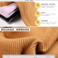 2016春秋装新款针织衫套头长袖打底衫女式韩版毛衣修身上衣韩国