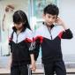 重庆段记 儿童定制校服批发 夏装校服批发 儿童班服报价