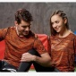 泰森狼T02高端速干运动T恤 防勾丝健身房跑步瑜伽定制 运动T恤 吸湿排汗