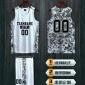 准者童装篮球服套装-儿童篮球服-少儿篮球服-高端定制篮球服套装